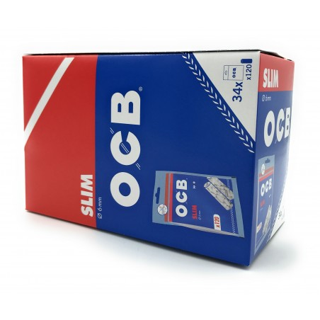 Ocb 2 Box 8160 Filtri Slim...