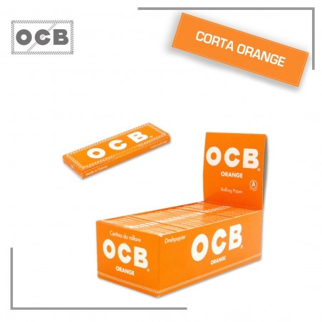 Ocb 4 Box Orange 12000...