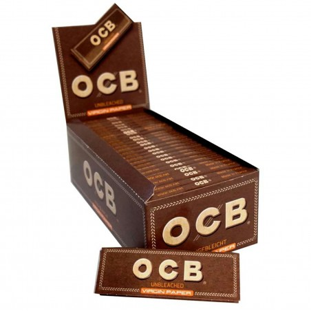 Ocb 2500 Cartine Virgin...