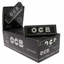 Ocb 2500 Cartine Nere Corte...