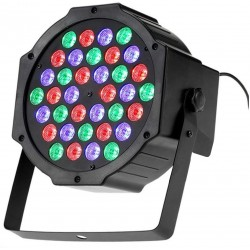 Faro Rgb 36W Faretto 36 Led...
