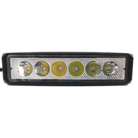 2 X 18W Led Riflettore LED...
