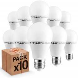 Kit 10 Lampadine led 9W...