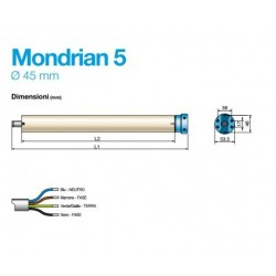 Came Kit Mondrian 5 per...