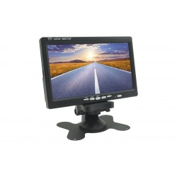 Monitor 7 Pollici TFT LCD A...