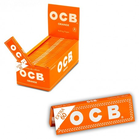 Ocb Orange 3000 Cartine...