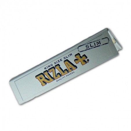 Rizla 1600 Cartine Silver...