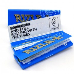 Rizla 5000 Cartine Blu...