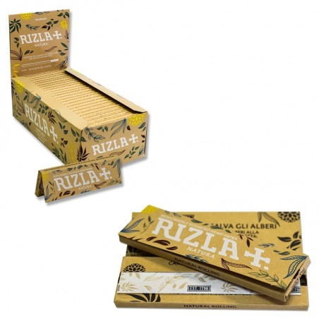 Rizla 2500 Cartine Natura...